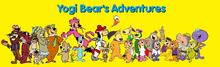 Yogi Bear's Adventures logo 2