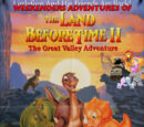Tino's Adventures of The Land Before Time II: The Great Valley Adventure