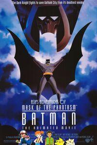 Ash's Adventures of Batman Mask of the Phantasm Poster