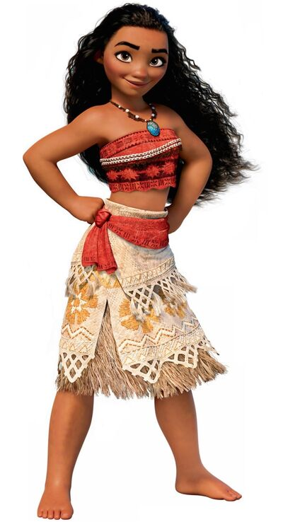 Disney Princess (Moana)
