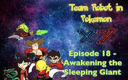 Episode 18 Awakening the Sleeping Giant Poster