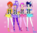 Sparkling Ballerina Pretty Cure (Fan made Precures)