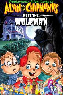 Weekenders Adventures of Alvin and the Chipmunks Meet the Wolfman