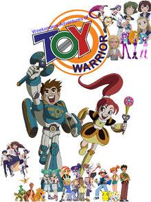 Weekenders Adventures of The Toy Warrior (redo)-0
