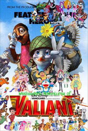 Weekenders Adventures of Valiant