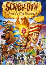 Tino's Adventures of Scooby-Doo! in Where's My Mummy? Poster