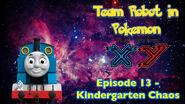 Episode 13 - Kindergarten Chaos Poster