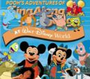 Pooh's Adventures of Beach Party at Walt Disney World