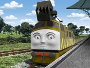 Diesel 10 Smiling