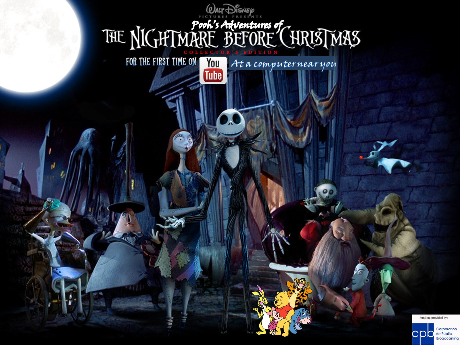 Pooh\'s Adventures of The Nightmare Before Christmas | Pooh\'s ...