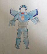 Sonata's Machine Robo