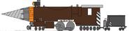 Steam Driller (As a Were-Mole)