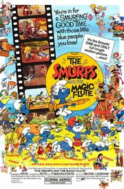 Pooh's Adventures of The Smurfs and the Magic Flute 050