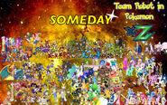 Team Robot in Pokemon XY&Z Finale Someday Poster