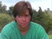 Alec Ramsay as a Mid-Teen