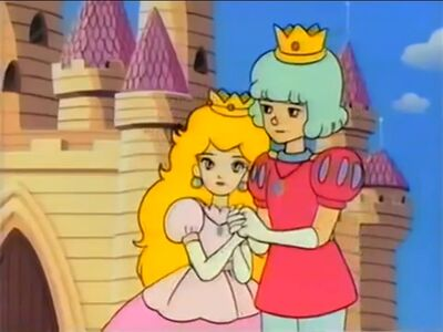 Peach and Pearce (1986 anime)