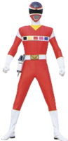 Red Space Ranger