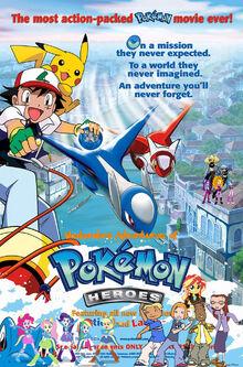 Weekenders Adventures of Pokémon Heroes