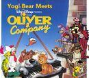 Yogi Bear Meets Oliver and Company