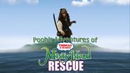 Pooh's Adventures of Thomas & Friends - Misty Island Rescue - Captain Jack Sparrow promo