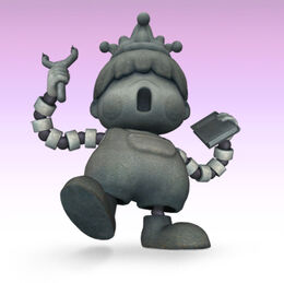 Pig King Statue