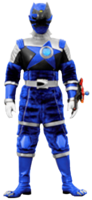 Blue Lupus Ranger