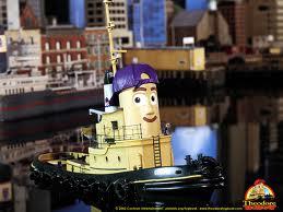 George (Theodore Tugboat)