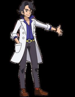 Professor Sycamore XY-1-