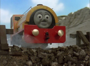 Ben with his new buffers