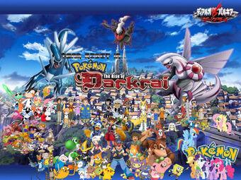 Team Robot In Pokemon The Rise Of Darkrai Pooh S Adventures Wiki Fandom