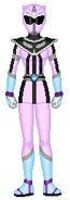8. Heliotrope Data Squad Ranger