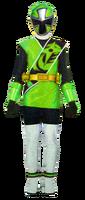 Green Ninja Steel Ranger