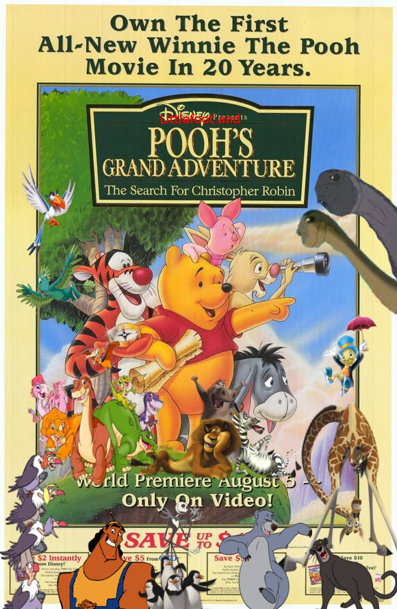 Littlefoot and Pooh's Grand Adventure: The Search for Christopher