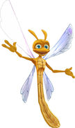 Sparx (Legend of Spyro)