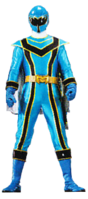 Mystic Force Blue Ranger (Male)