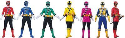Samurai Rangers 2