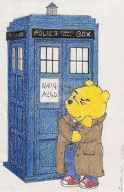 Doctor pooh by meldiriel-d4sa0hk