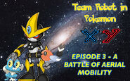 Episode 3 - A Battle of Aerial Mobility Poster