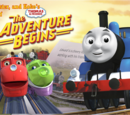 Wilson, Brewster, and Koko's Adventures of Thomas & Friends: The Adventure Begins