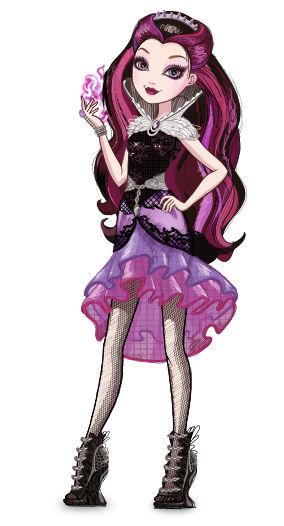 Profile art - Raven Queen III