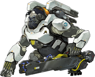 Wiston (Overwatch)
