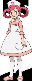 Nurse Joy XY-1-