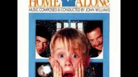 Home Alone Soundtrack (Track -15) Somewhere In My Memory