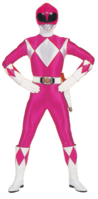 Mighty Morphin Pink Ranger (Male)