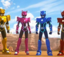 The Mini Force Rangers