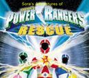 Sora's Adventures of Power Rangers Lightspeed Rescue