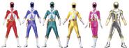 Lightspeed Rangers 2