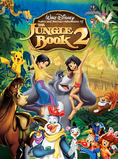 New book jungle the the adventures of mowgli