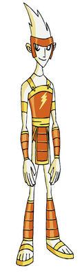 Lightning (Teen Titans)