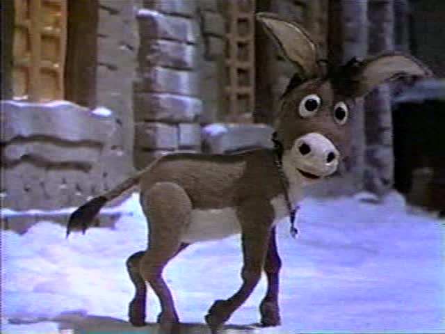 spieltote is santa clauss donkey in nestor the long eared christmas donkey - Nestor The Long Eared Christmas Donkey